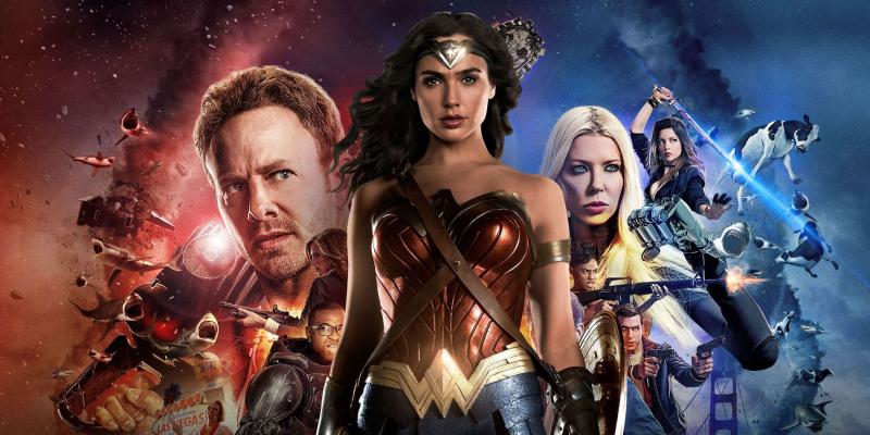 Gadot za Wonder Woman dostała mniejszą gażę niż aktor za Rekinado 5