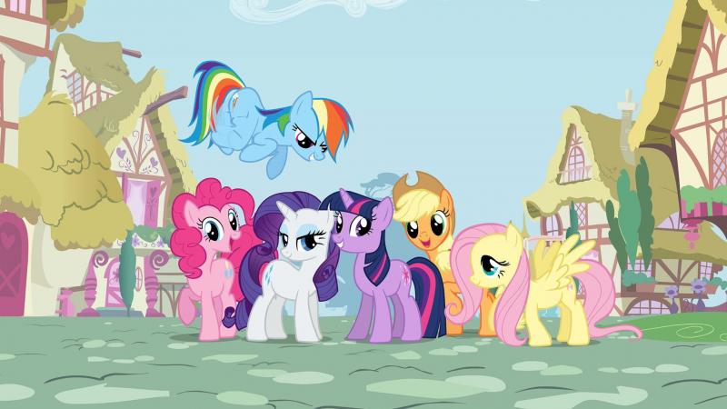 Fenomen My Little Pony. Bajka dla małych dziewczynek i dużych chłopców