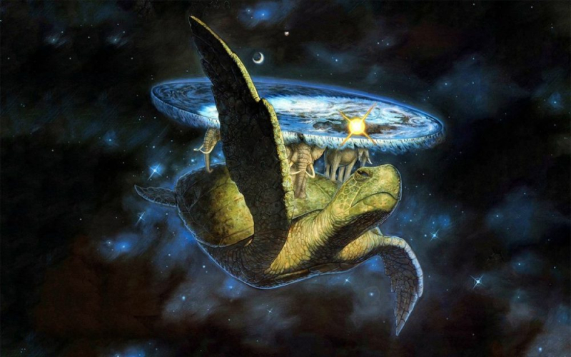 Świat Dysku: te fanarty oddają ducha serii Terry'ego Pratchetta