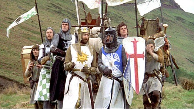Monty Python wiecznie żywy. Odkryto mnóstwo niezrealizowanych scenariuszy