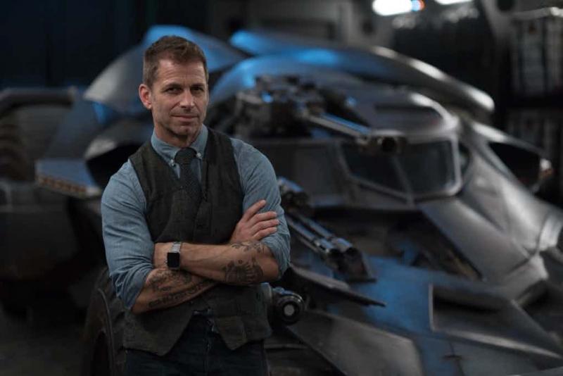 Zack Snyder stworzy anime dla Netflixa. Inspiracją mitologia nordycka