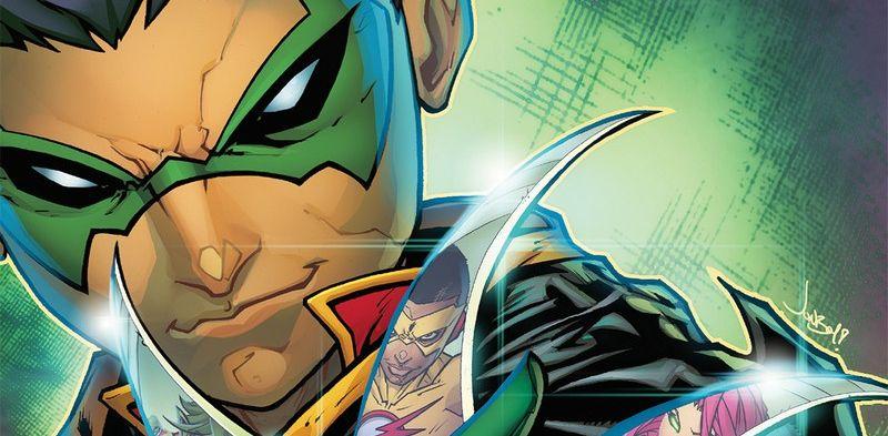 Nastoletni Tytani #01: Damian wie lepiej – recenzja komiksu