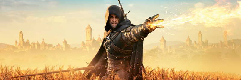 Wiedźmin – Geralt jako kobieta. Fan stworzył piękną grafikę