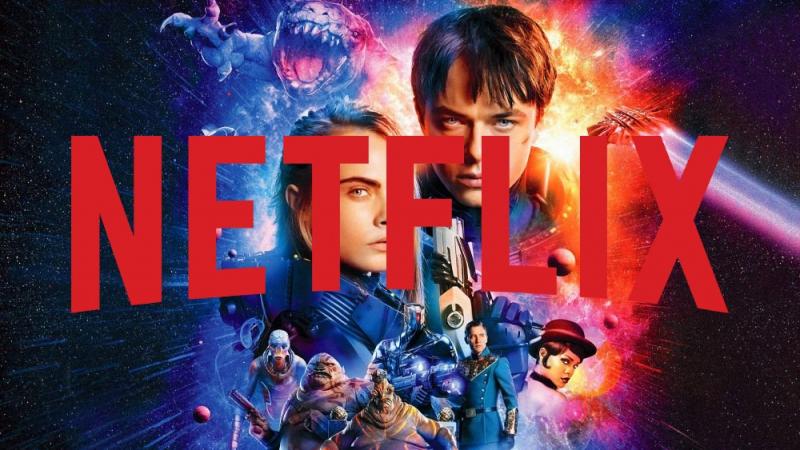 Luc Besson i jego wytwórnia negocjują kontrakt z Netflixem