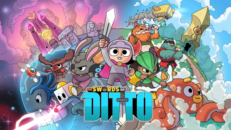 The Swords of Ditto – recenzja gry