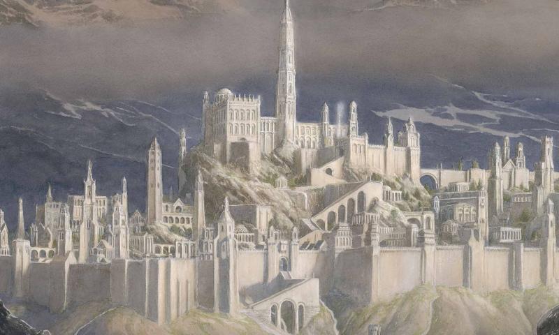 Upadek Gondolinu: premiera ostatniej wielkiej opowieści Tolkiena
