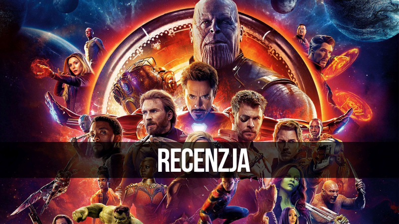 Avengers: Wojna bez granic – wideorecenzja