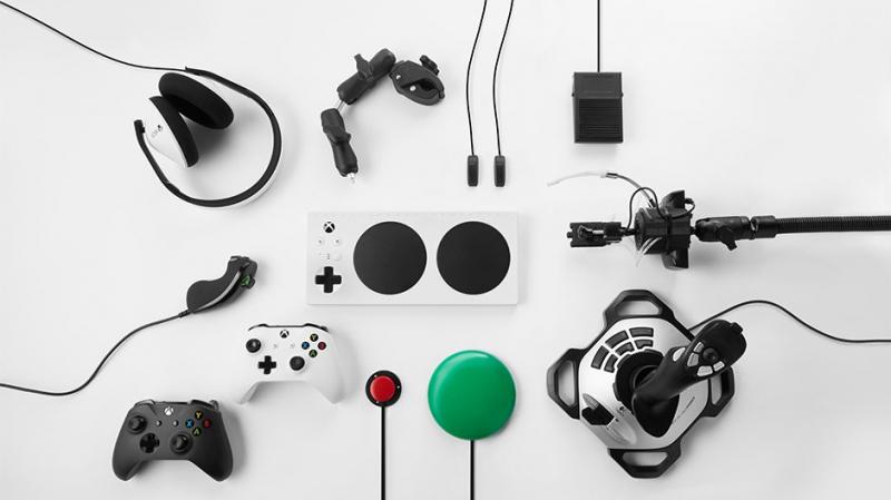 Microsoft chce testować gry pod kątem przystępności dla osób z niepełnosprawnościami