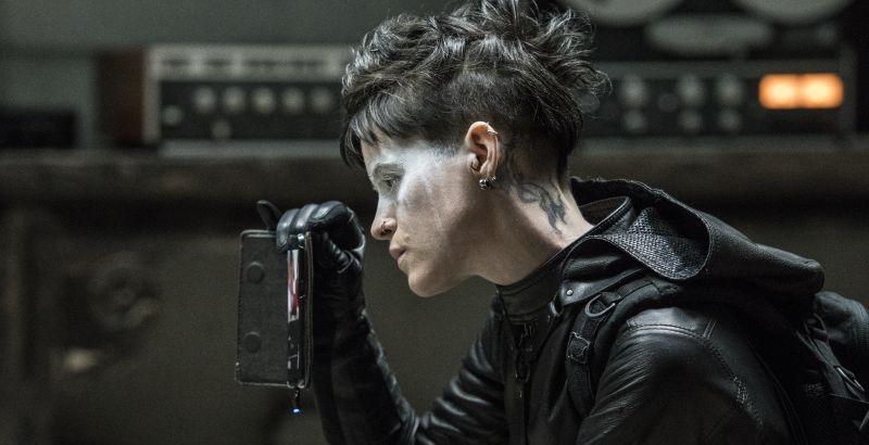 Claire Foy jako Lisbeth Salander. Zwiastun filmu Dziewczyna w sieci pająka
