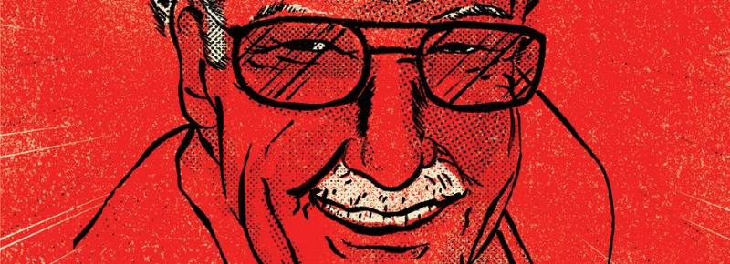 Człowiek-Marvel: Biografia Stana Lee w sprzedaży