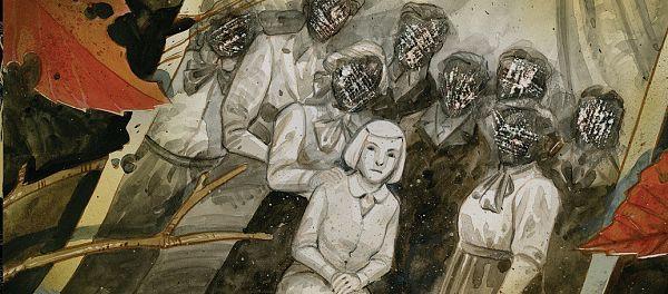 Hrabstwo Harrow #04: Rodzina – recenzja komiksu