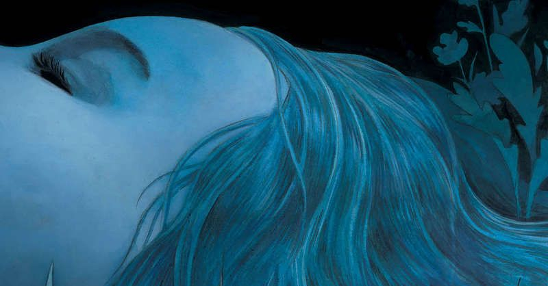 Piękna ciemność – recenzja komiksu
