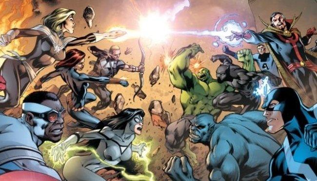 Avengers. Czas się kończy #02 – recenzja komiksu