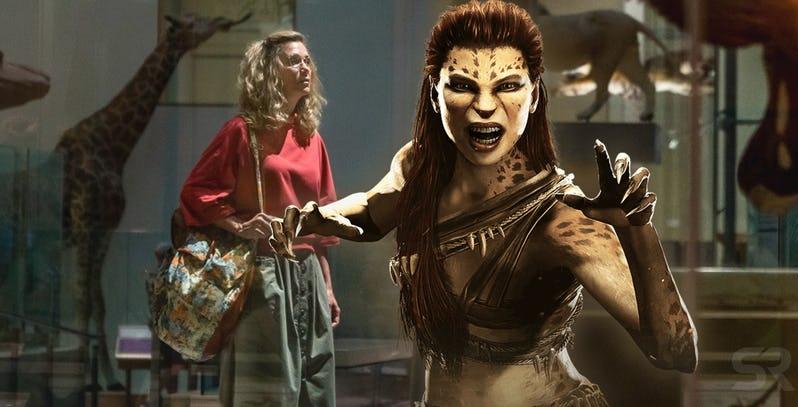 Wonder Woman 1984 - nowe teasery zapowiadają przemianę Barbary Minervy w Cheetah