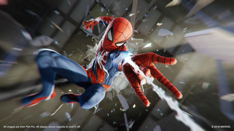 Marvel's Spider-Man – wrażenia z pokazu