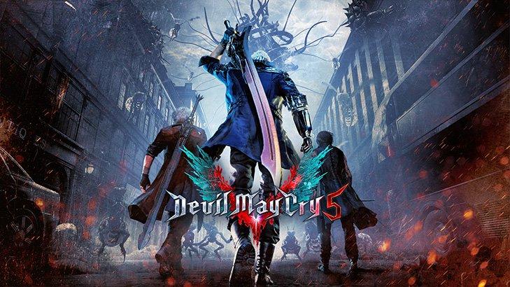 Imponująca praca Capcomu. Devil May Cry 5 w 4K i 60 FPS na Xboksie One X