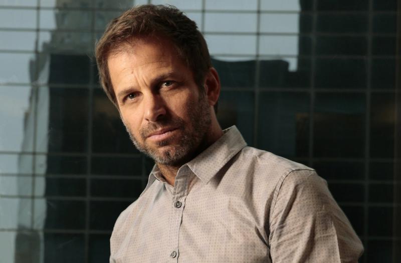 Zack Snyder planuje film o Aleksandrze Wielkim? Reżyser komentuje