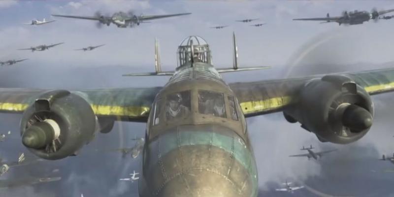 Air Strike – Bruce Willis i chińscy piloci w czasach II ws. Zobacz zwiastun