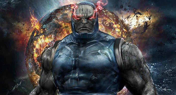 Liga Sprawiedliwości – Zack Snyder też pokazał rysunek z Darkseidem