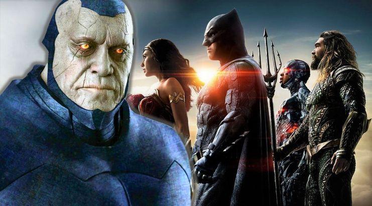 Liga Sprawiedliwości - Zack Snyder najwidoczniej potwierdził obsadzenie Darkseida