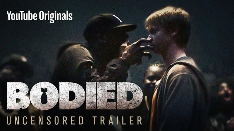 Bodied – zwiastun filmu o rapie. Eminem producentem
