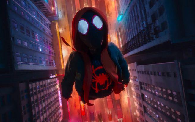 Spider-Man Uniwersum – recenzja filmu
