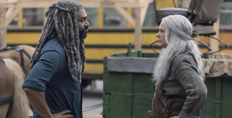 The Walking Dead – świeżość i wielkie zmiany w serialu. Producentka komentuje