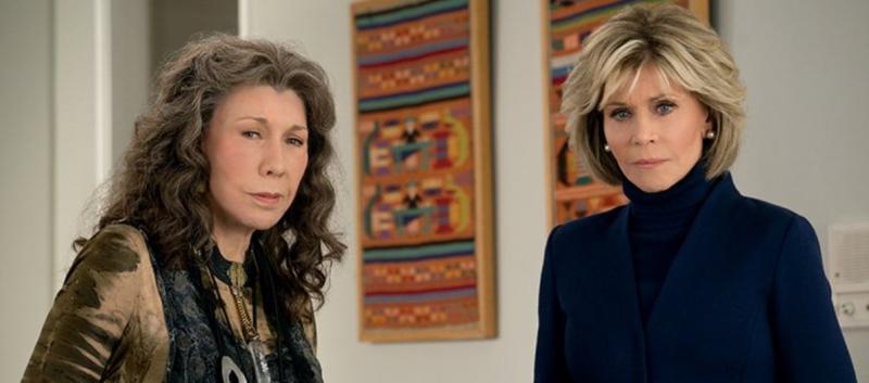 Grace i Frankie - koniec serialu. Będzie 7. i ostatni sezon