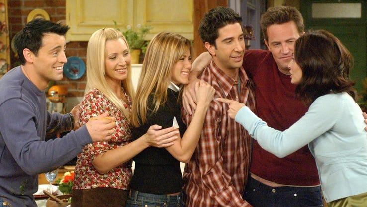 Przyjaciele: książka o popularnym serialu już w sprzedaży