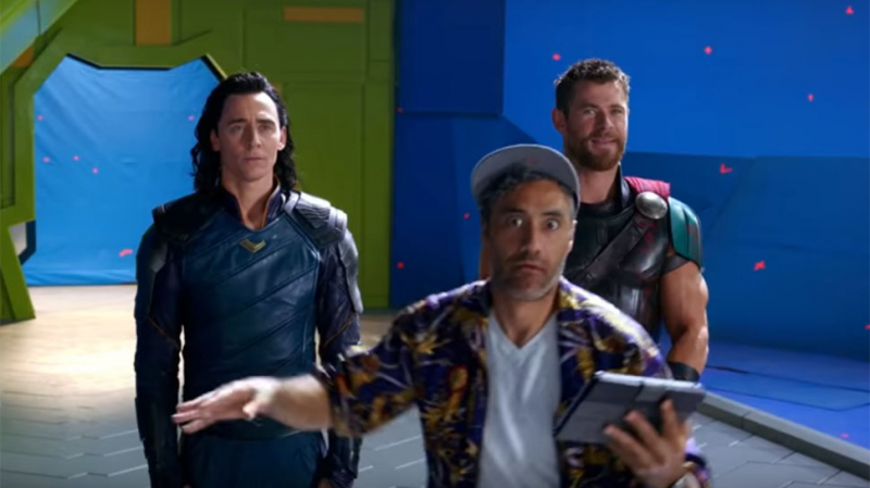 Thor: Love and Thunder - Taika Waititi o klimacie filmu