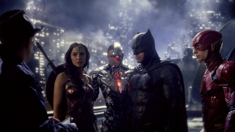 Liga Sprawiedliwości - Jason Momoa i Ray Fisher wspierają Snyder Cut. Nowe zdjęcia z tej wersji