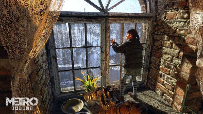 Metro Exodus Enhanced - aktualizacja do PS5 i Xbox Series S/X z datą premiery