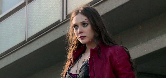Avengers: Endgame - Scarlet Witch miała współpracować z Doktorem Strangem w bitwie. Jest zdjęcie