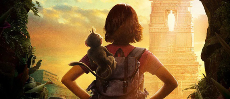 Dora and the Lost City of Gold – zwiastun nowego filmu z Isabelą Moner