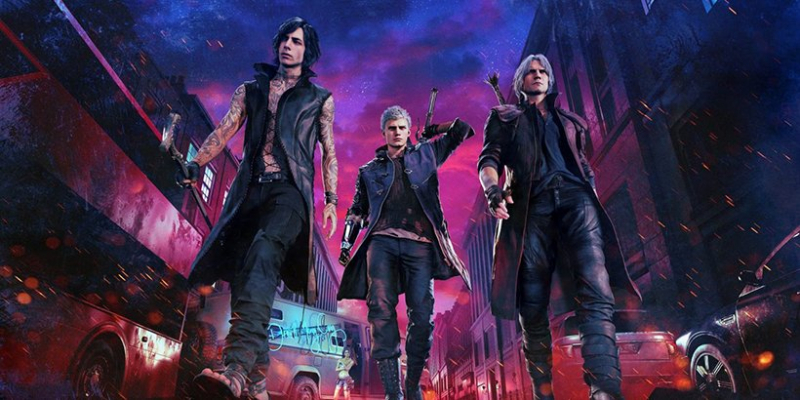 Devil May Cry 5 – tryb Bloody Palace trafił do gry. Zobacz zwiastun