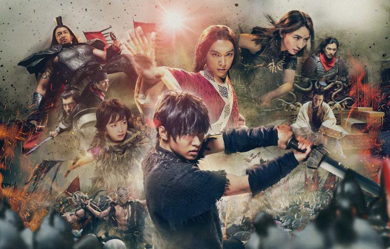 KIngdom 2 - powstanie kontynuacja kinowego widowiska opartego na mandze