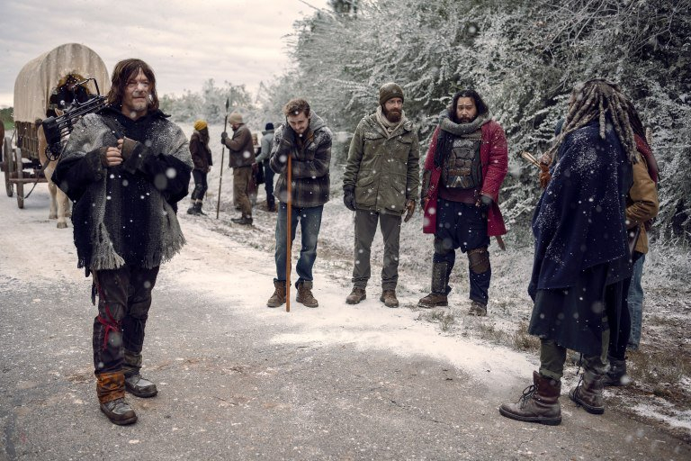The Walking Dead - sąd rozpocznie proces w sprawie śmierci kaskadera na planie serialu