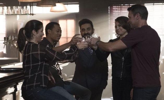 Whiskey Cavalier: sezon 1, odcinek 6 i 7 – recenzja