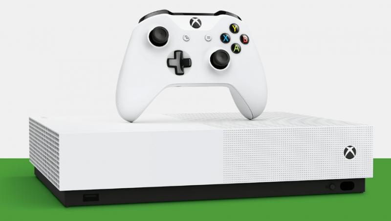 Xbox One S All-Digital Edition oficjalnie. Cena i data premiery ujawnione