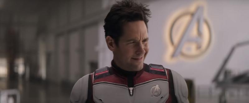 Avengers: Koniec gry - War Machine żartuje z Ant-Mana w nowym spocie filmu