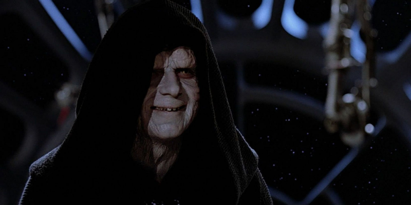 Skywalker. Odrodzenie - aktor grający Palpatine'a w końcu zabiera głos