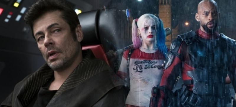 The Suicide Squad - Benicio del Toro może zagrać antagonistę. W kogo wcieli się Elba?