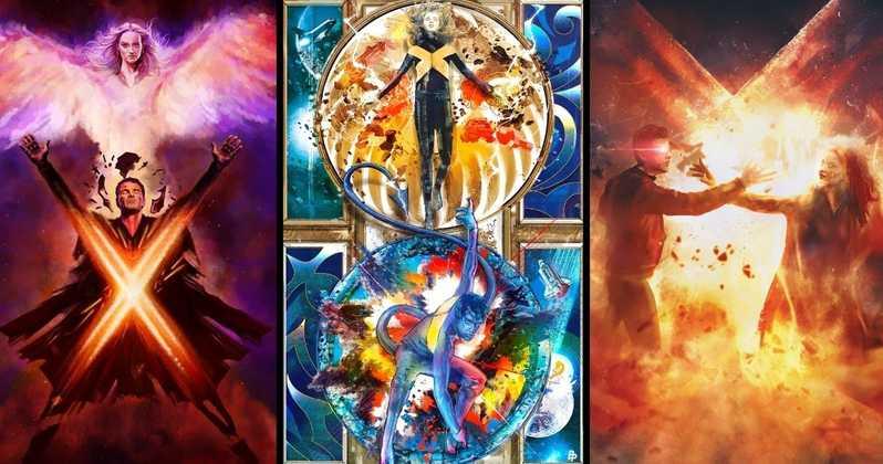 X-Men: Mroczna Phoenix - to już jest koniec. Oto nowe plakaty filmu