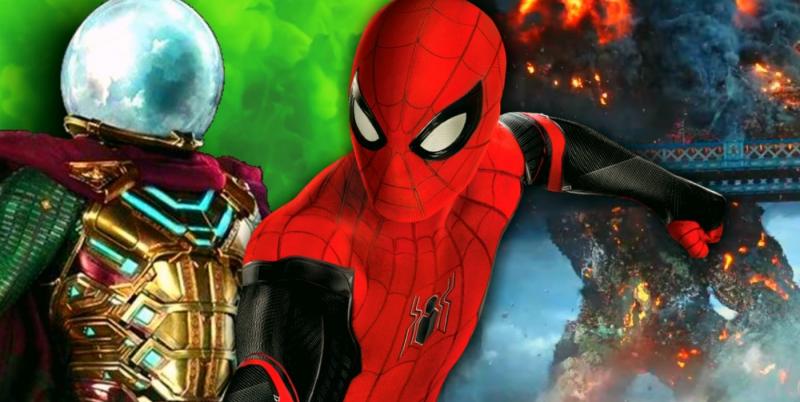 Spider-Man: Daleko od domu - kto nosi czarny strój Pajączka? Zobacz nowe zdjęcia