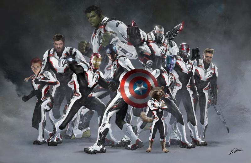 Avengers: Endgame - ta postać miała zginąć inaczej. Z których scen zrezygnowano?