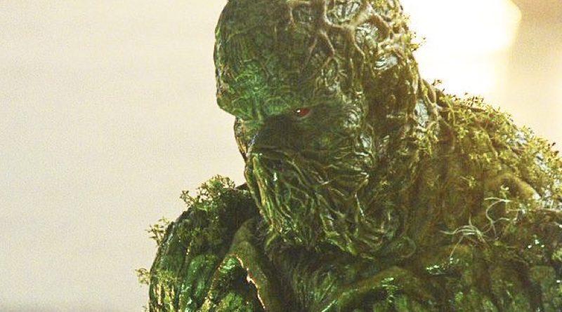 Swamp Thing - body horror, który przeraża? Zobacz nowy zwiastun