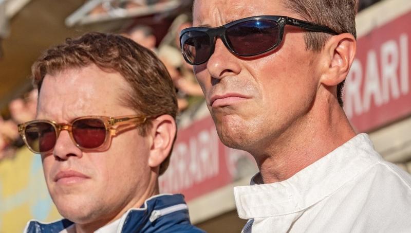 Ford v. Ferrari - Matt Damon i Christian Bale na pierwszych zdjęciach z filmu