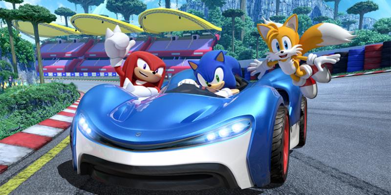 Team Sonic Racing – recenzja gry