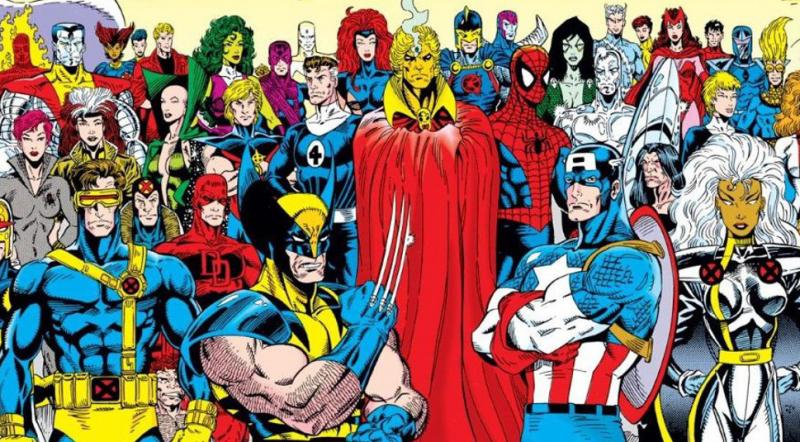 Wojna Nieskończoności - recenzja komiksu