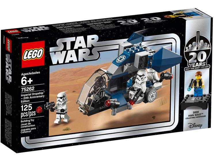 LEGO Star Wars ma już 20 lat. Zobacz specjalne zestawy rocznicowe